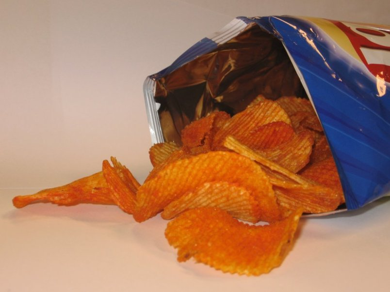 Opeten inhoud zakje chips: wel of geen ontslag op staande voet?