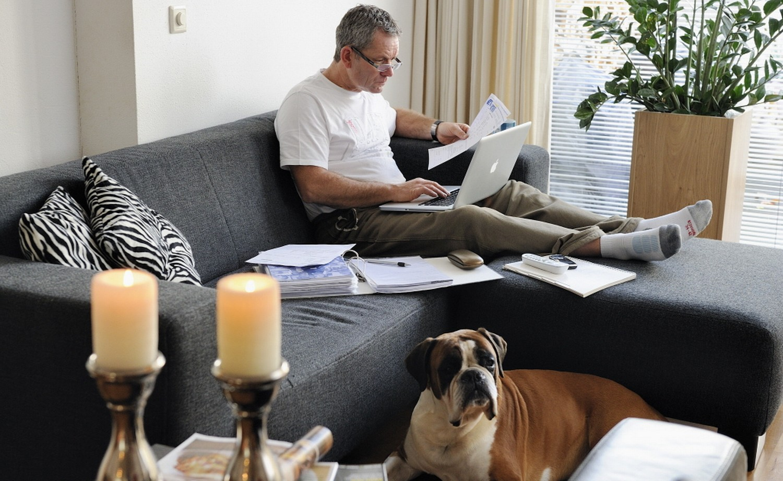 Thuis werken is arbeidsvoorwaarde, maar kan worden teruggedraaid (bron: mr. Van Herk)