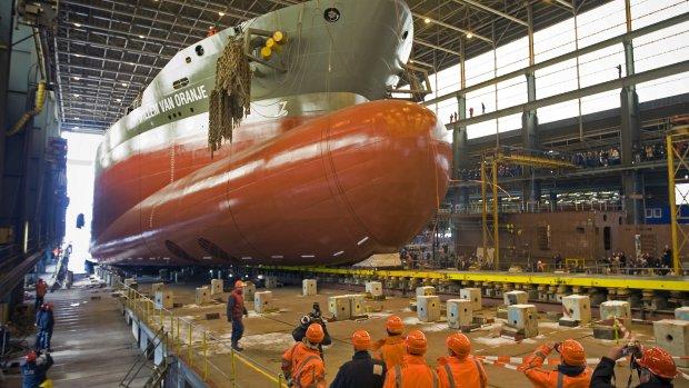 Onterechte boetes voor Nederlandse scheepswerf en Roemeens bedrijf